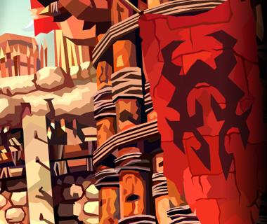 《魔兽守卫军2-守卫裂蹄堡》 《魔兽守卫军2-守卫裂蹄堡》